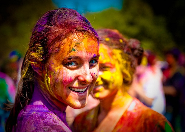 Holi sms messages wishes with holi pics images wallpapers 2015 happy holi messages telugu pics photos m4hsunfo