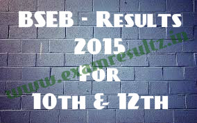 BSEB 10th class result 2015 Bihar Board 12th Results dates