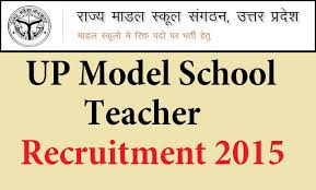 UP-Model-School-Recruitment-2015-TGT