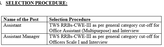 selection procedure for lic hfl recruitment assistant manager jobs