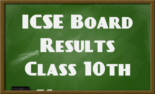 10th class ICSE result 2015 cisce.org