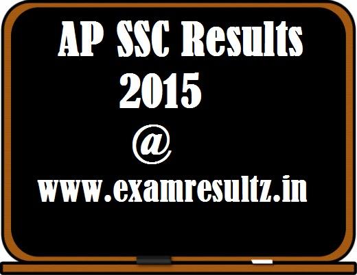AP SSC result 2015 bseap.org