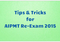 Tips to utilize 1 month before Fresh AIPMT Exam 2015