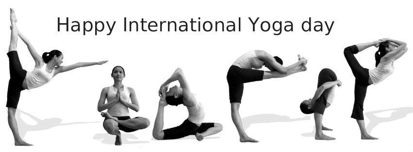 best fb cover for yoga day yog divas