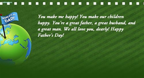 best happy fathers day sms in hindi boyfriend girlfriend