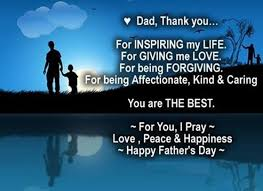happy fathers day shayari for husband father in law