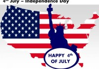 4th july independence day sms