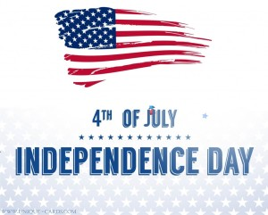 4th july independence day wishes