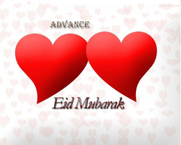 advance eid mubarak sms wallpaper pics images
