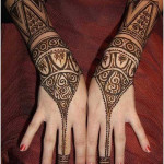 chand raat mehndi design collection