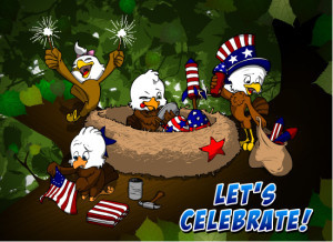 fourth july usa wishes facebook cards greetings