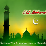 happy eid mubarak ho picture messages