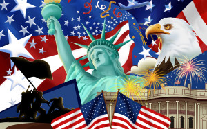 united states of america independence day sms messages wishes 2015