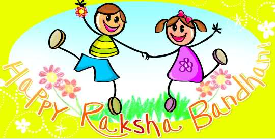 funny animation of rakhi images wallpaper for free