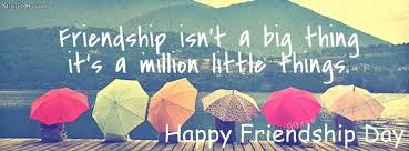happy friendship day greeting e cards 2015