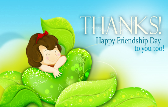 happy friendship day thanks msgs in hindi hd photos images