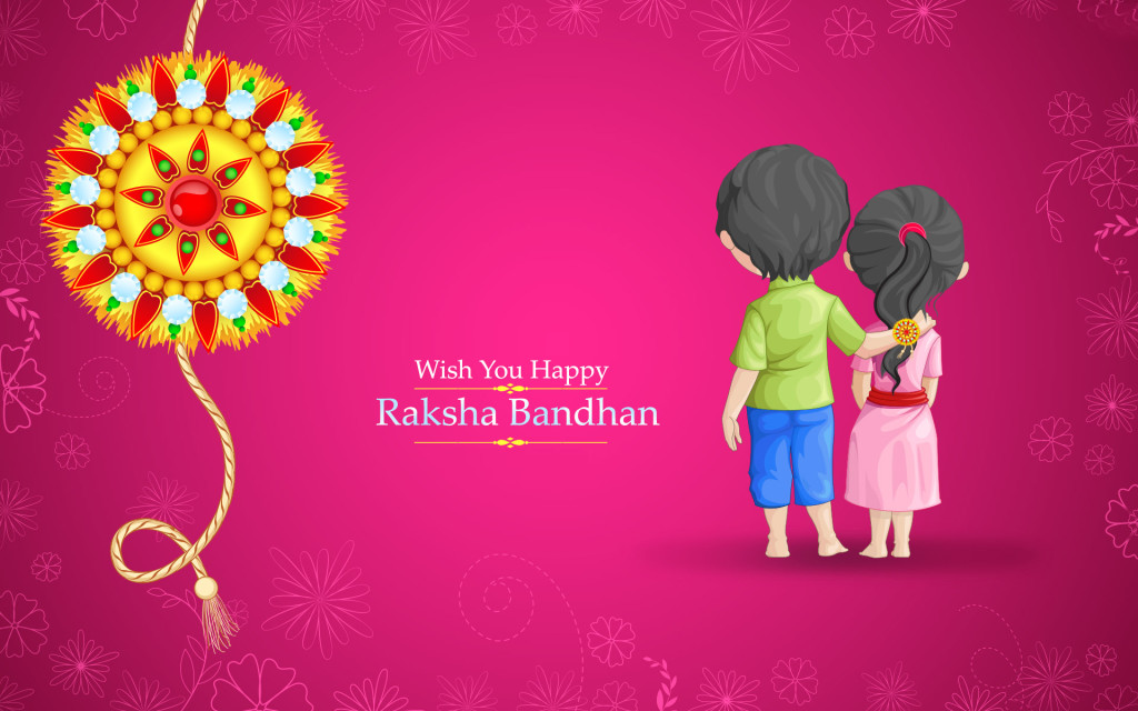 happy raksha bandhan sms in hindi images photos