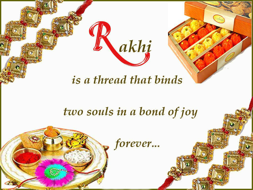 rakhi greeting cards for brother and sisters