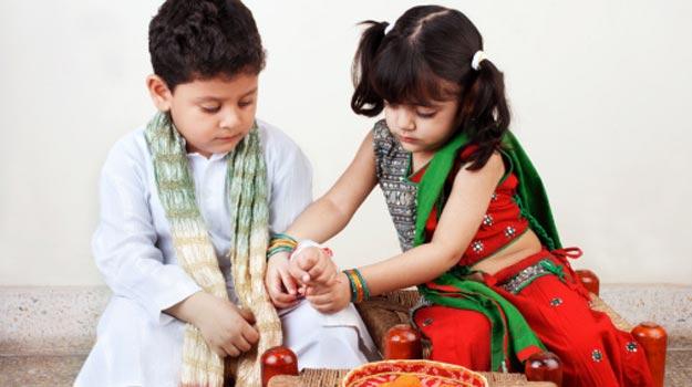 raksha bandhan cute child bhai behan pics 2015 india festival images