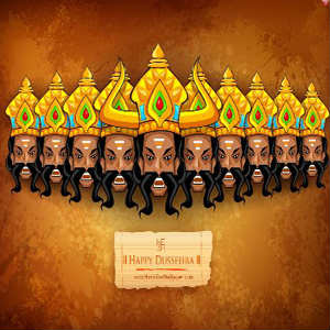 10 head of ravan images for whatsapp dp pics