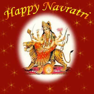 Happy Navratri Maa durga flash images wallpaper hd