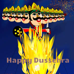 Happy dussehra whatsapp images wallpaper