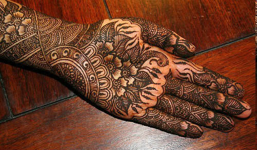 Karva chauth rajastani mehndi designs front hand for unmaried girls hd pictures