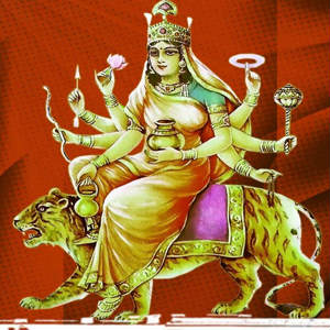 Kushmanda mata beautiful images for facebook
