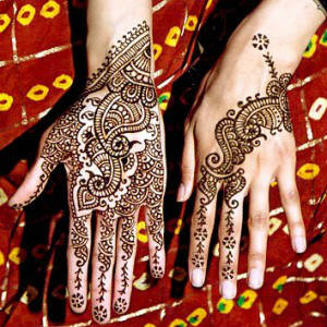 New Arabic Mehndi Designs both front and back hand for girs and new married