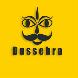 Sweet cute dussehra images wallpaper for whatsapp
