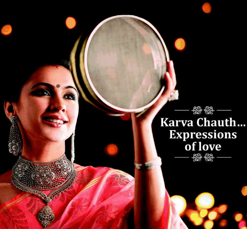 happy karwa Chauth Images wallpaper pics free download
