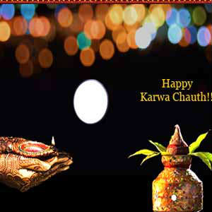 happy karwa Chauth whatsap dp profile pics wallpaper hd