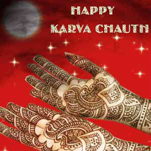 happy karwa chauth hd wallpaper for whatsapp dp free