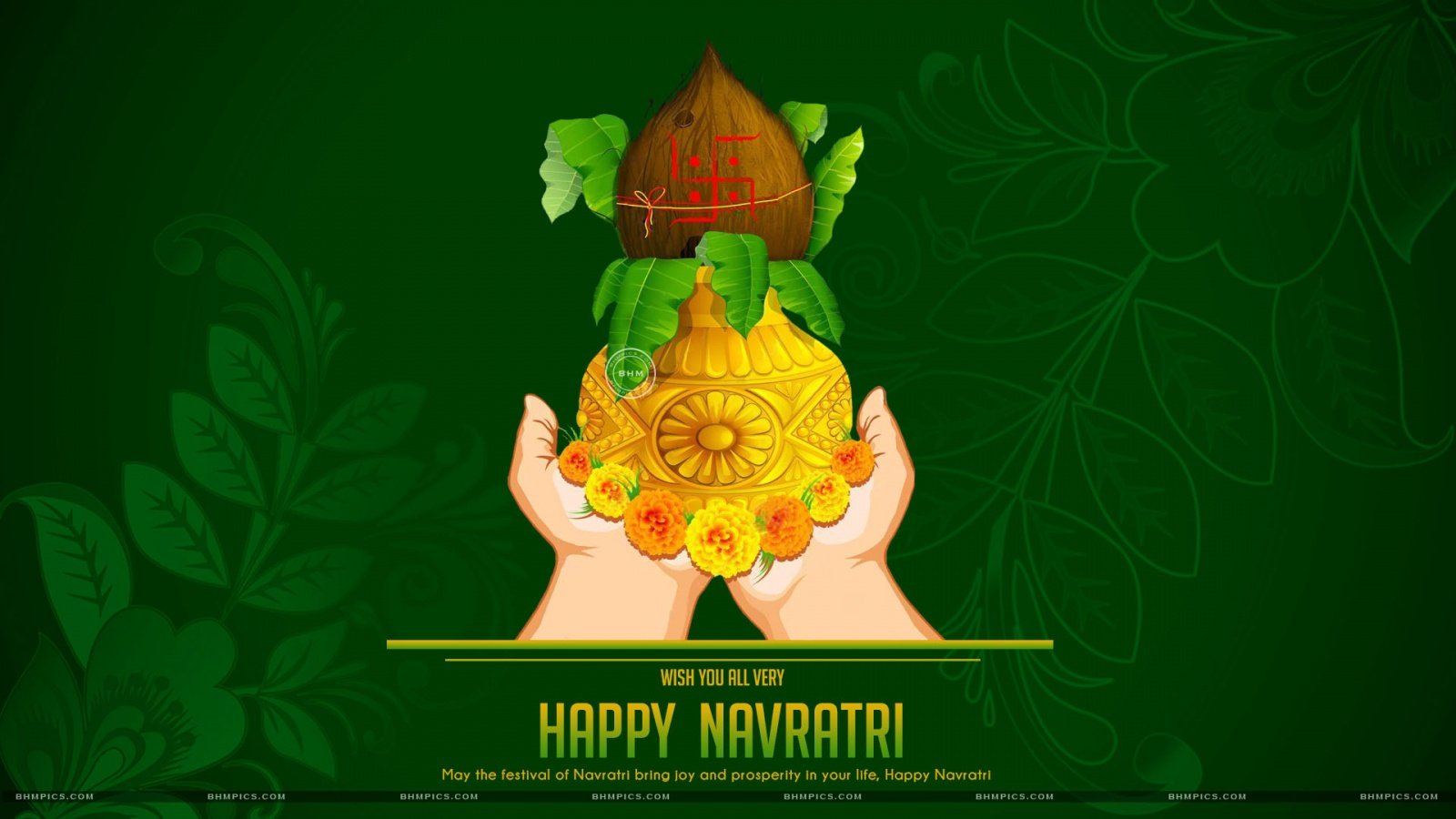 latest nav ratri kalash images for free