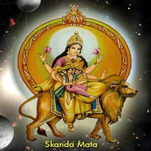 maa Skanda devi whatsapp profile images
