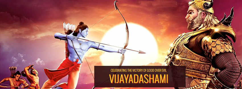 vijayadashami facebook covers