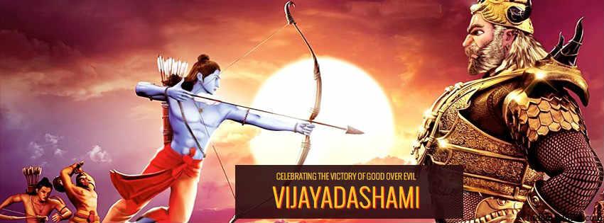 vijayadashami facebook covers
