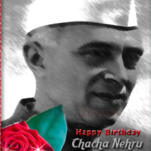 14 november nehru birthday wallpaper image for whatsapp dp