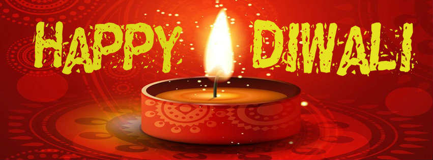 Happy Diwali 2016 Deepak fb cover timeline images wallpaper
