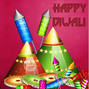 Happy Diwali 3d wallpaper for whatsapp dp profile
