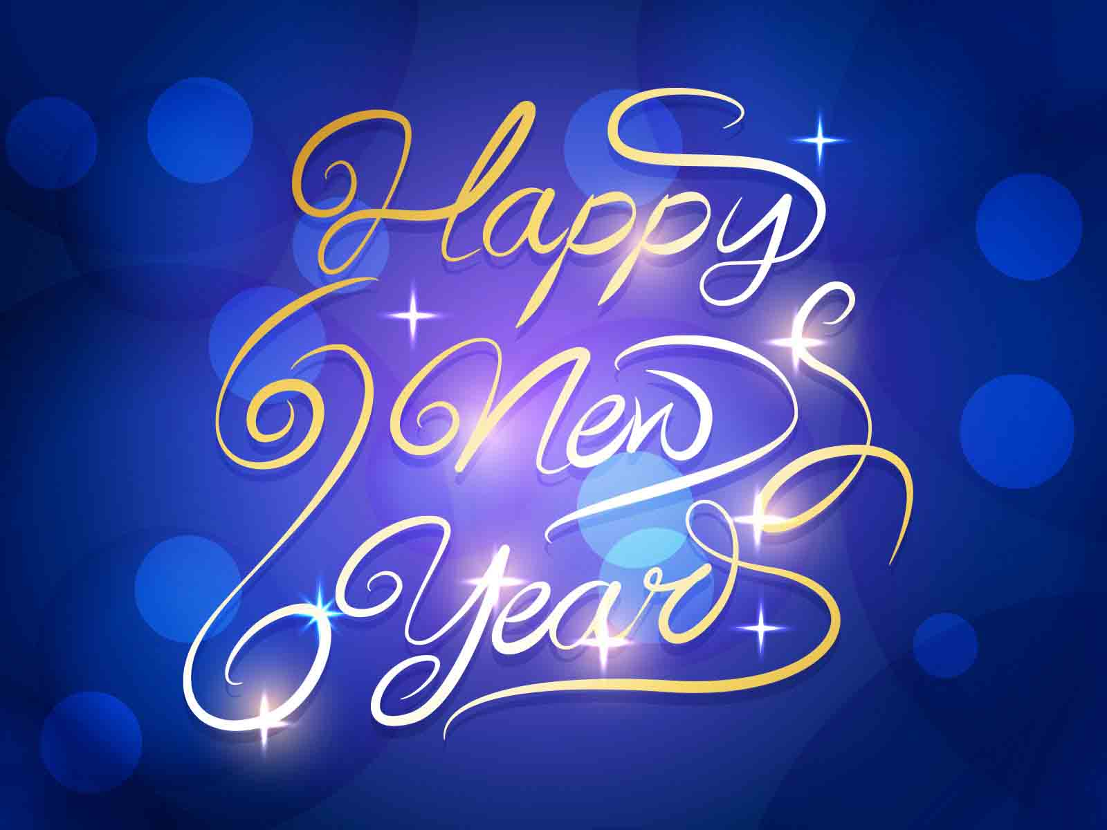 beautiful happy new year text pictures images wallpaper