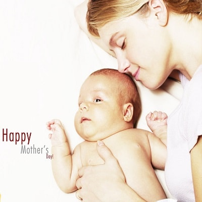 Mother is God Best Happy Mothers day whatsapp dp image