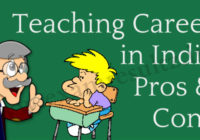 Teaching career in India