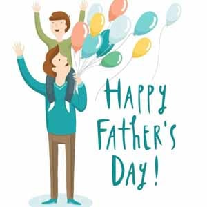 Happy Father day father and son whatsapp dp photo free download