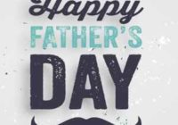 Happy Father's day whatsapp dp wallpaper free download
