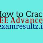 How to crack jee advanced
