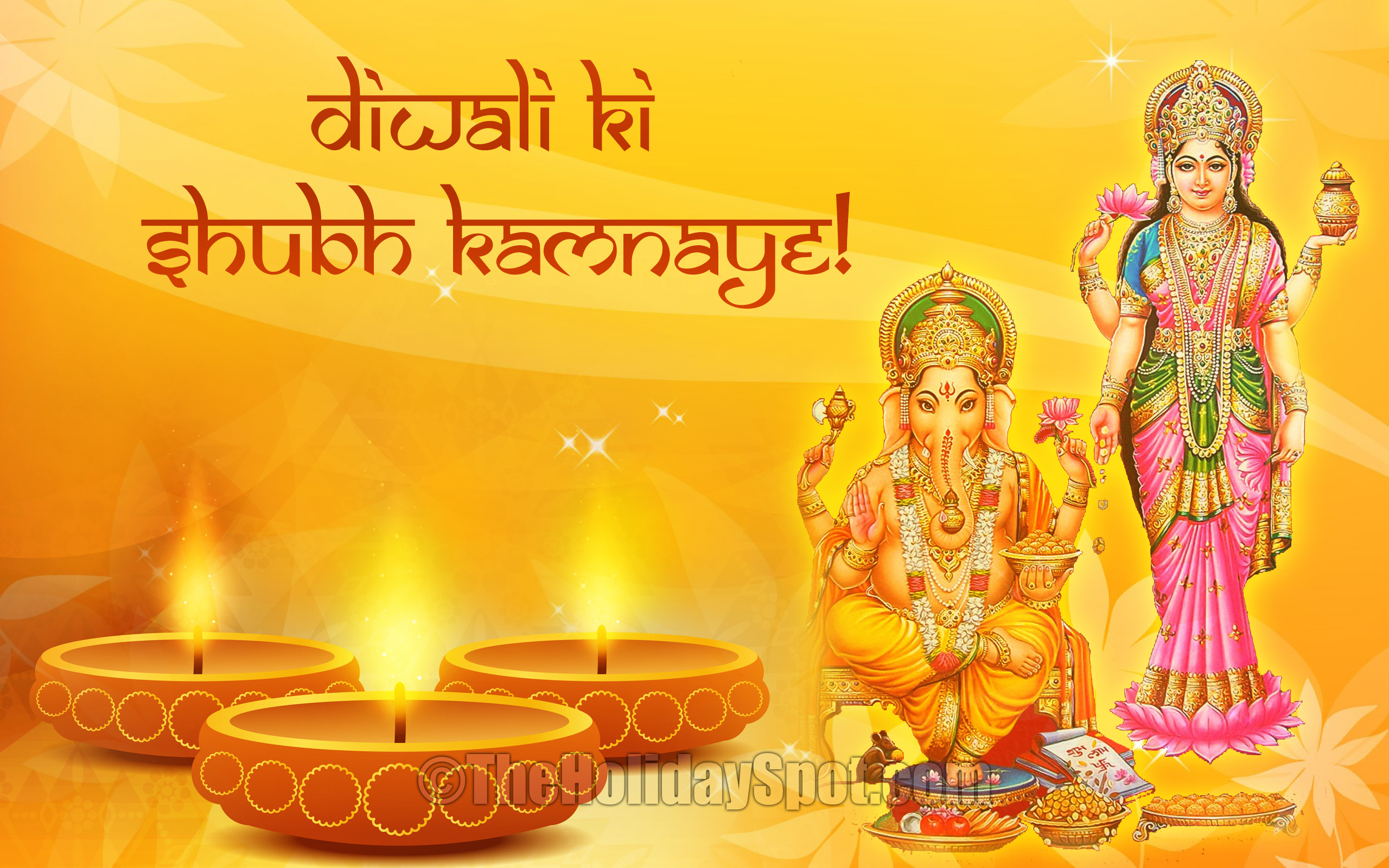 diwali-ki-shubhkamnayen-hd-wallpaper-of-lakshmi-ganesh