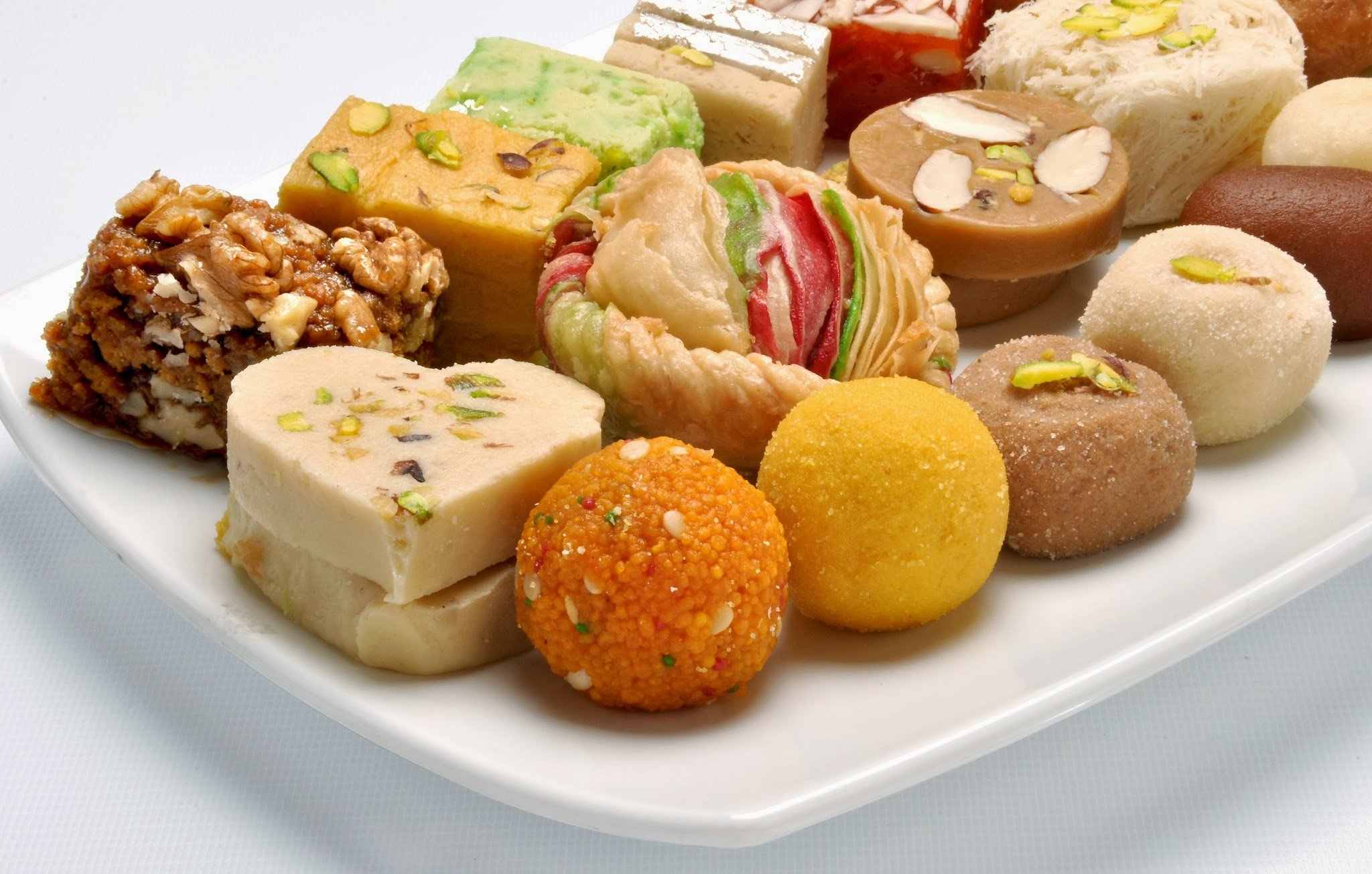 diwali sweets wallpaper for free download
