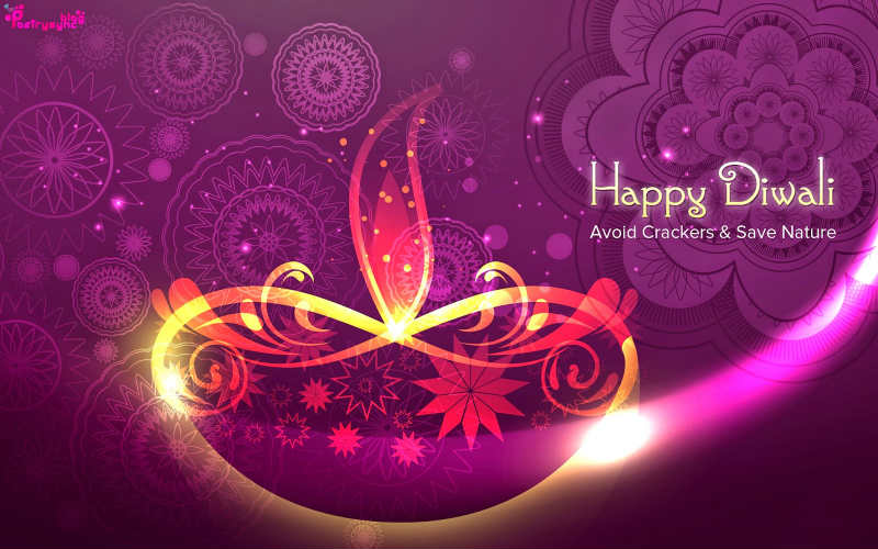 Sweet-Happy-diwali-in-advance-photo-wallpaper messages