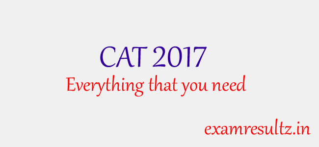 all details about CAT-2017